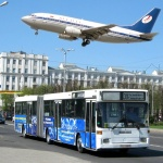 90 водителей могилёвского автопарка станут пилотами БелАвии