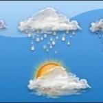 Погода в Могилёве с 16 по 22 мая 2011 года. Лето будет!