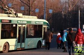 с 9.00 до 13.00 будут работать автобусы по маршруту «Облгаз – ТЭЦ-2»